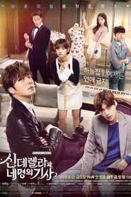 Cinderella and Four Knights izle