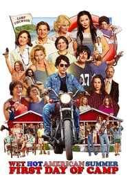 Wet Hot American Summer: First Day of Camp izle