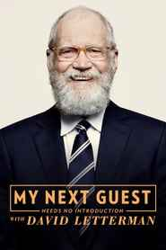 My Next Guest Needs No Introduction With David Letterman izle